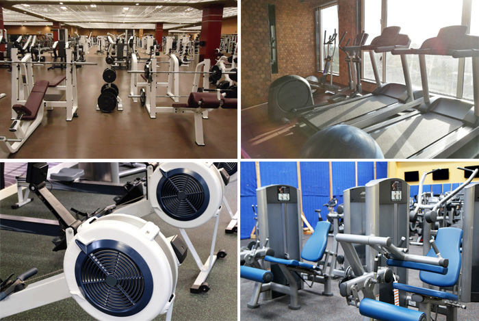 Fitness Equipment Motors-use